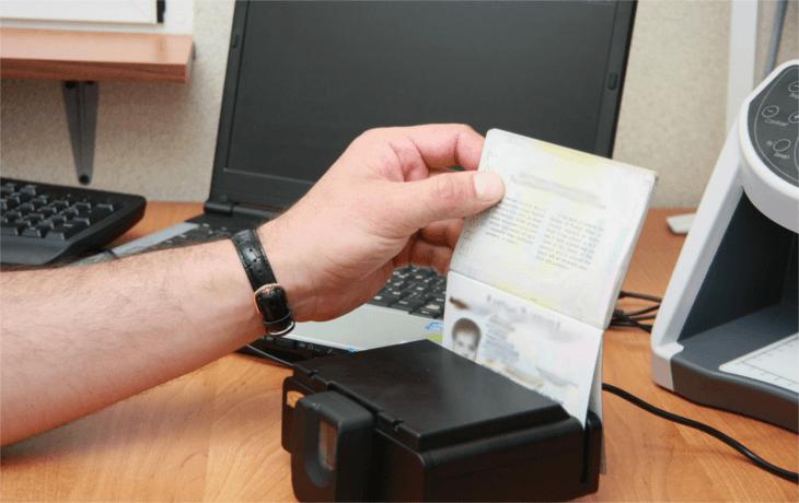 Проверка документов на подлинность в Крыму