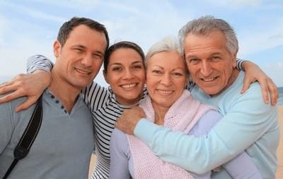 Поиск родственников эмигрировавших в США