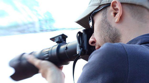 Фото отчет по наблюдению за объектом в Харькове