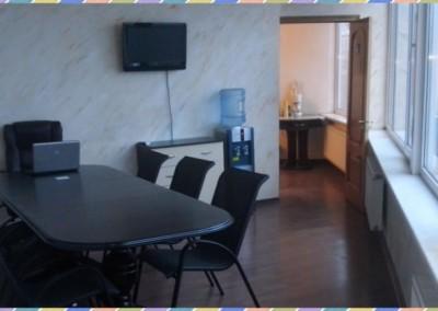 Конференц-зал офиса DASC в Симферополе вид 2