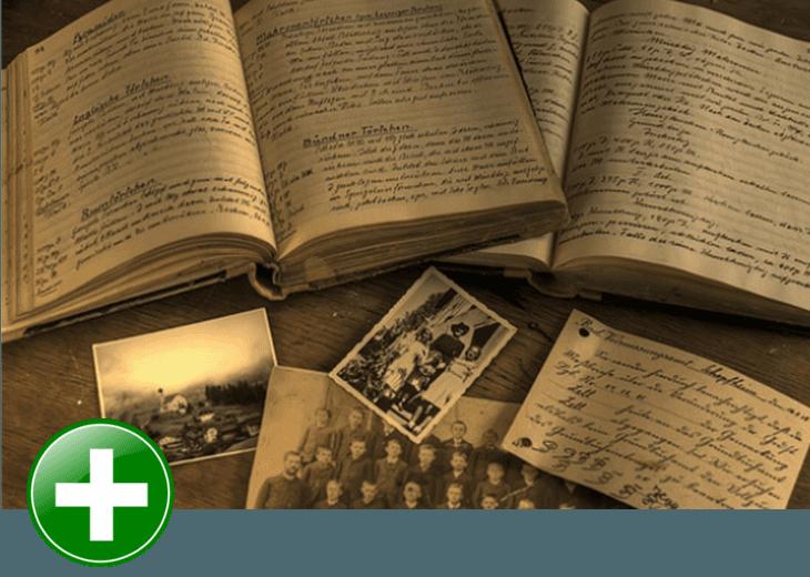 Работа в архивах Украины