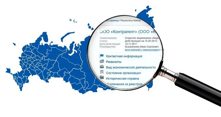 Досье на Российскую компанию