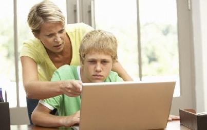 Опасность в Интернете для подростков