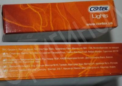 Упаковка презервативов оригинал-4