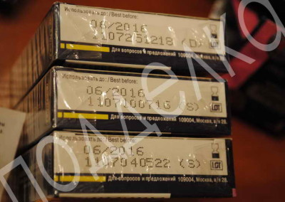 Упаковка презервативов подделка