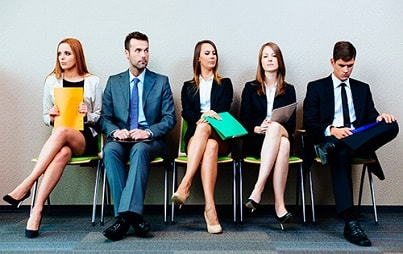 Отбор соискателей на работу в России