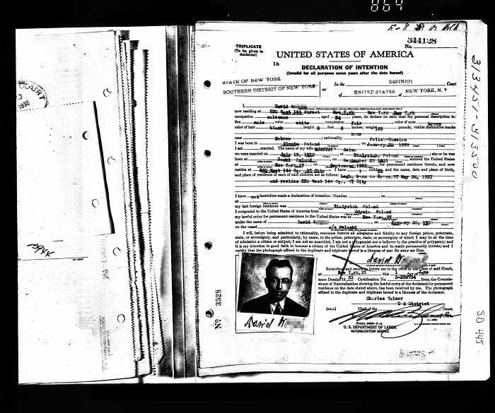Поиск в архивах Америки розыск человека в США