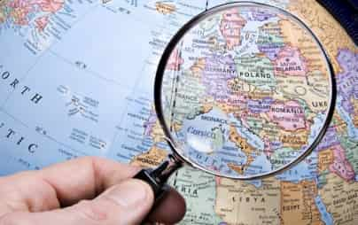 Поиск эмигрантов по всему Миру