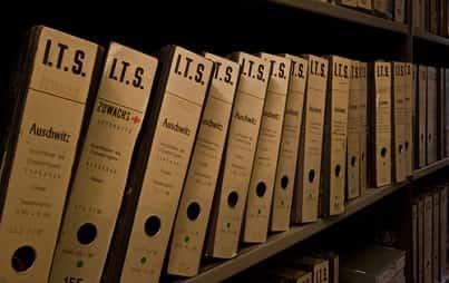 Архивная информация из концлагерей