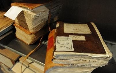Архивный поиск еврейства