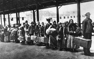 Еврейская миграция