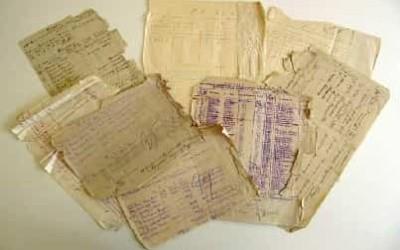 Поиск в архивах Европы, Израиля, США и Канады
