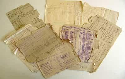 Поиск в архивах Украины, Европы, Израиля, США и Канады