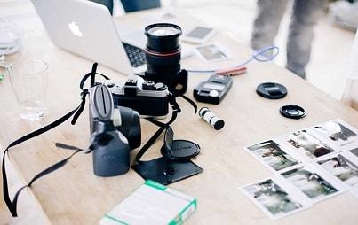 Анализ фото и его технические характеристики