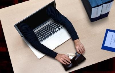 Раскрытие Интернет мошенничества