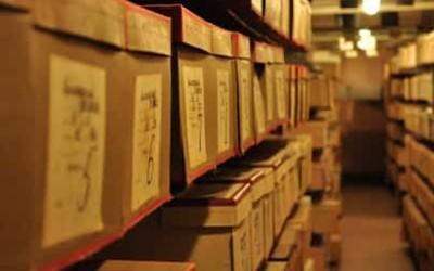 Архивы ЗАГС – источник важной информации