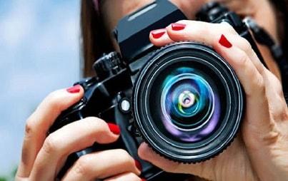 В каких условиях происходил процесс съёмки и изготовления фотографий