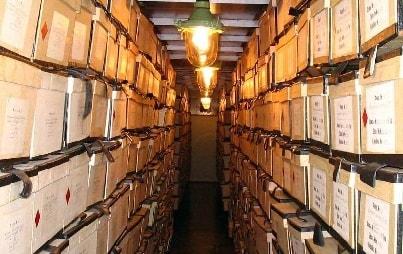 Изучение архивных и исторических документов